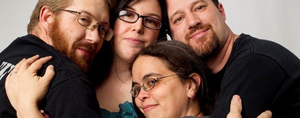 How Modern Tech is Helping Married Polyamorous Couples