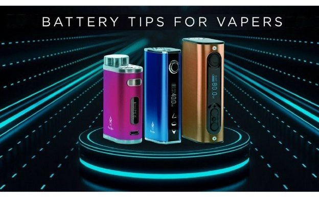 Battery Tips for Vapers