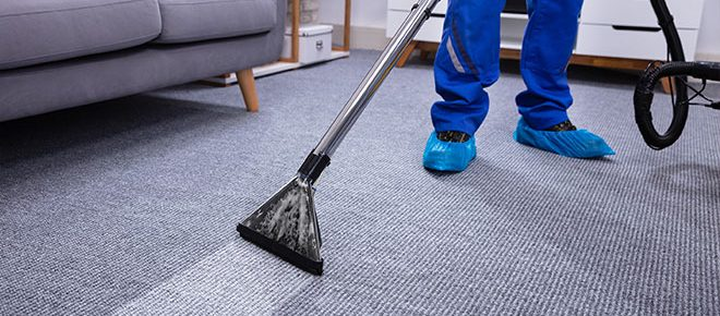 5 best way to Carpet Clean
