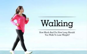 How Much Should You Walk to Lose Weight